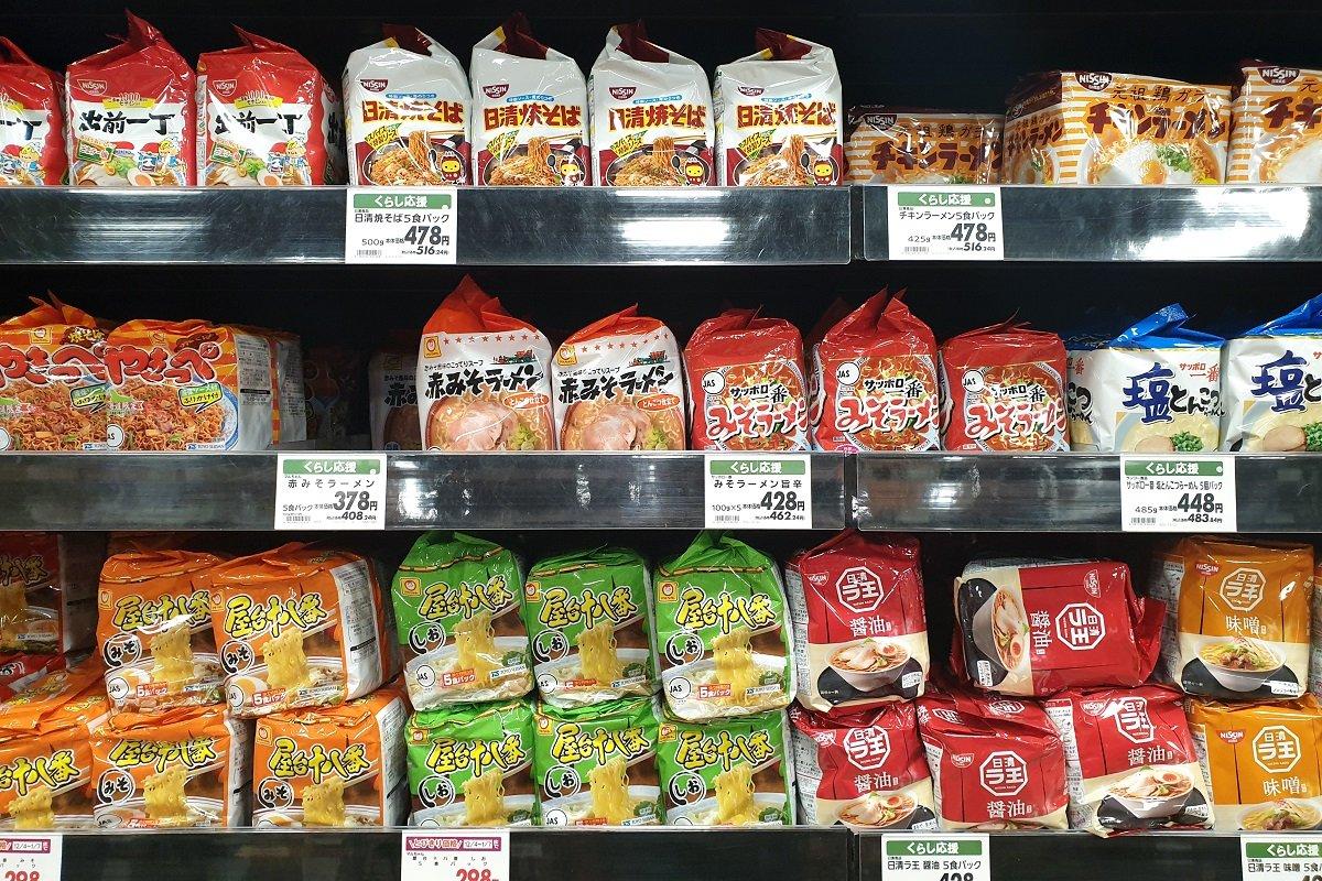 日清、マルちゃん、マルタイ…即席麺メーカーの業績絶好調はどれだけ!?