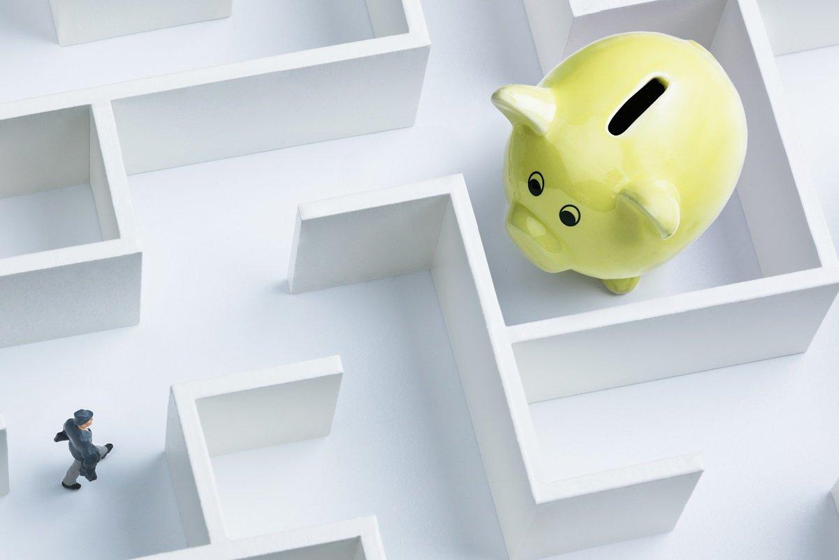 老後のお金を貯められない「心の問題」を克服する、ちょっとしたルール