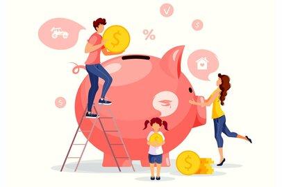 年収400万円台「いわゆるふつうの世帯」の貯蓄平均