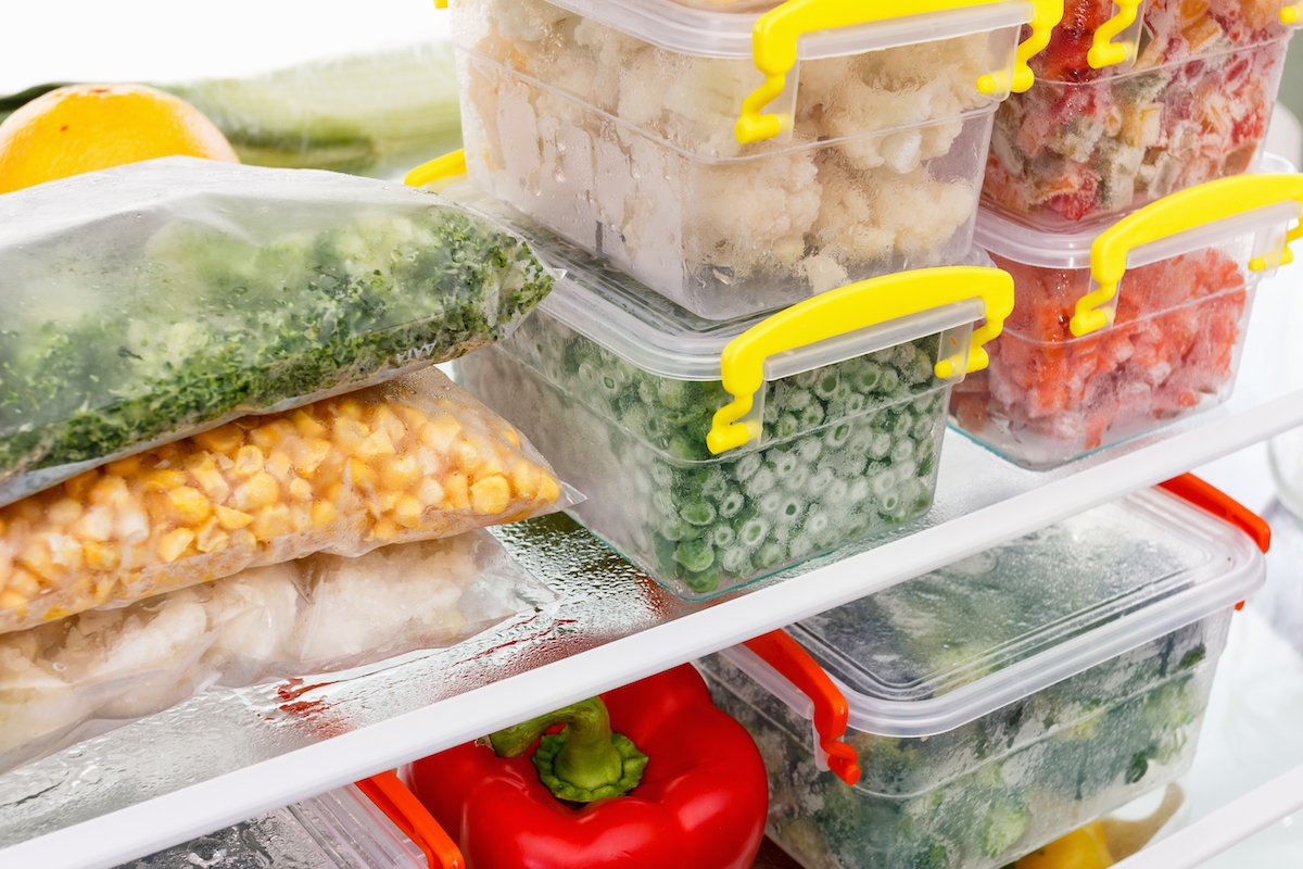 常備菜作りで挫折した私が活用中!時短で作れる業務スーパーの冷凍野菜ベスト4