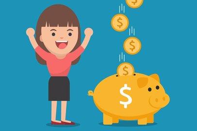 年収350万円の純貯蓄額は平均470万円!「貯まる人」と「貯まらない人」の違いとは