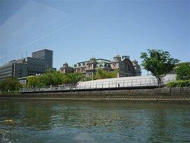 水の都・大阪をクルーズで楽しむ~関西人おすすめ、新大阪から好アクセスの穴場スポット