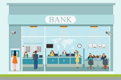 クイズ「都市銀行の再編」現メガバンクの母体行はどこ?