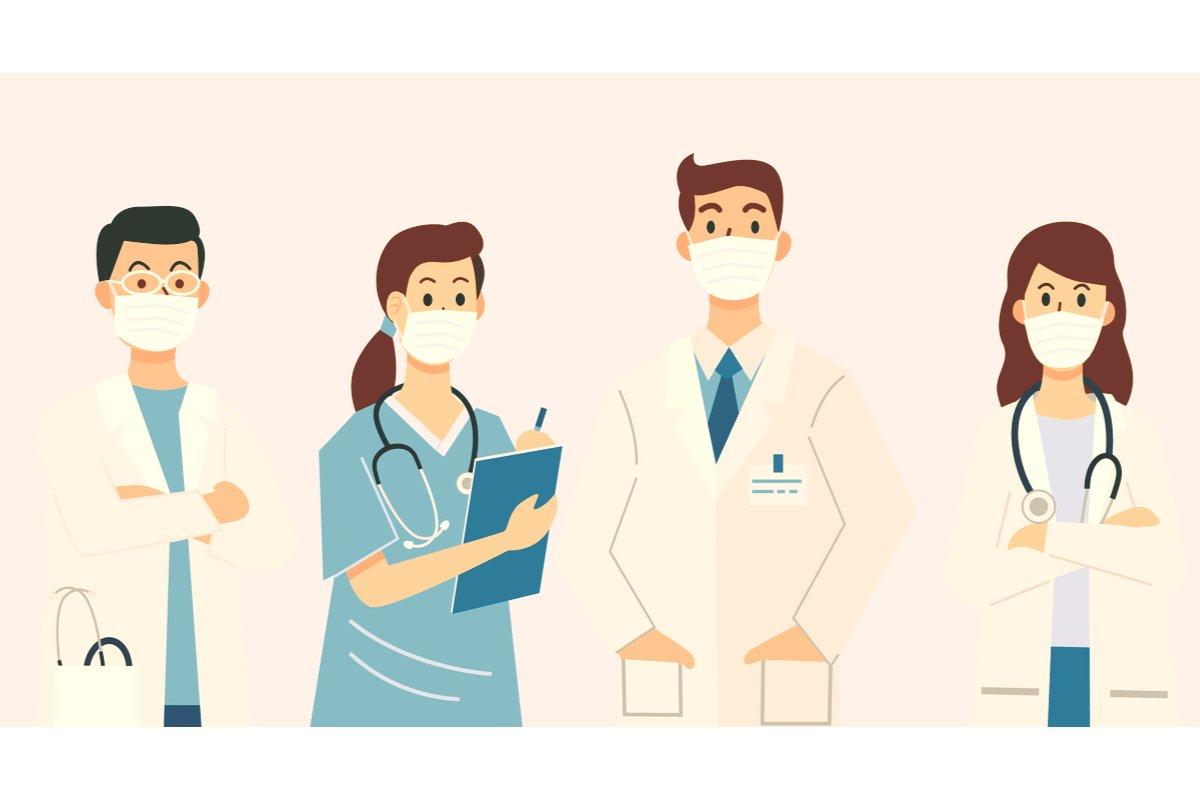「お医者さん」の平均年齢・男女比。診療科によって、どうちがう?<br />