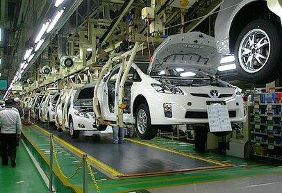 """国内全工場の操業停止に見たトヨタの""""カイゼン""""度合い"""