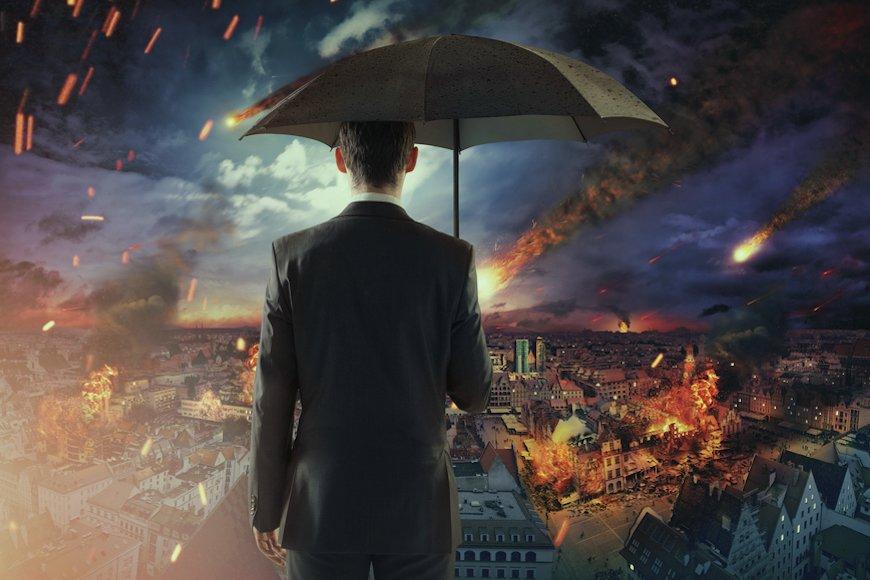 「破綻シナリオ論者」というビジネスモデルを考える