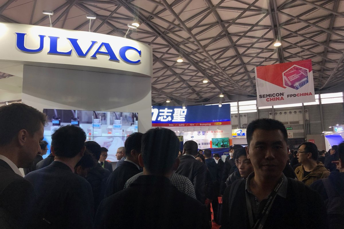 米国に叩かれても元気だった中国の半導体産業~セミコン・チャイナ2019現地レポート~