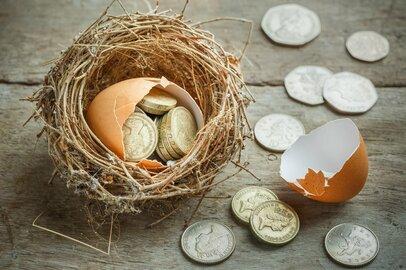 定年60代、老後の貯蓄2000万円持つ人は何割?
