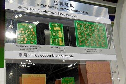 金属ベース基板が受注回復、セラミック基板を本格代替へ