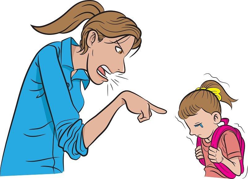 子どもを怒るとき、親は怒りを捏造している!?