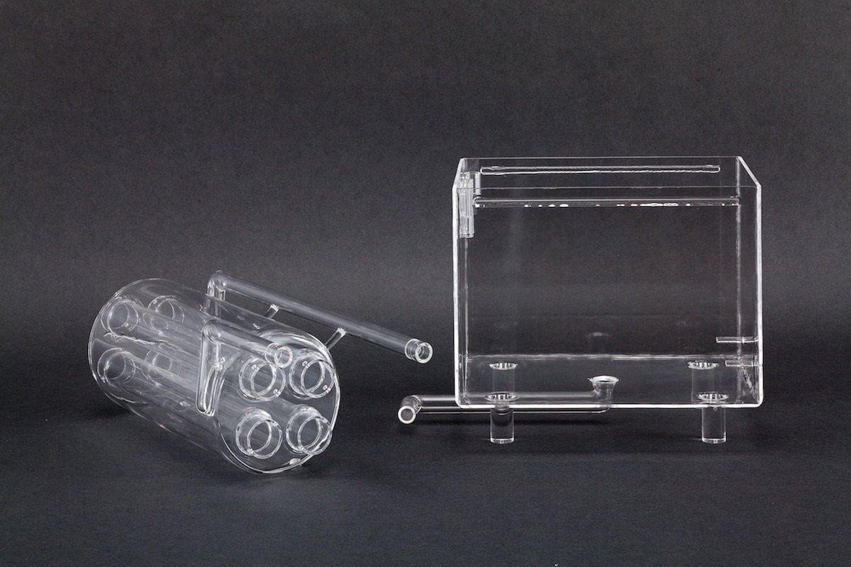 半導体製造に欠かせない「石英ガラス」、市場規模は拡大一途
