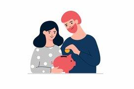 貯蓄できるのは、収入が多いからじゃない!?「貯蓄力が高い家庭」その習慣とは