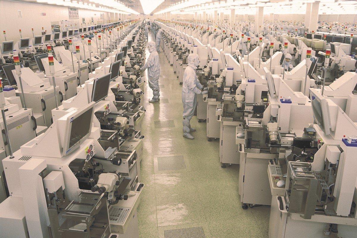 半導体組立・テスト装置業界で再編活発化