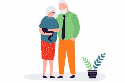年金だけで老後を暮らしていけそうか【国民年金・厚生年金】
