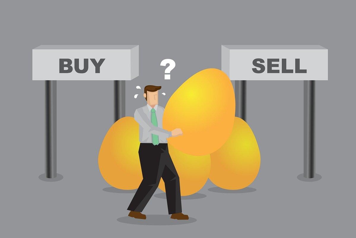株価下落は損? 資産形成に必要な「買い時」「売り時」の考え方