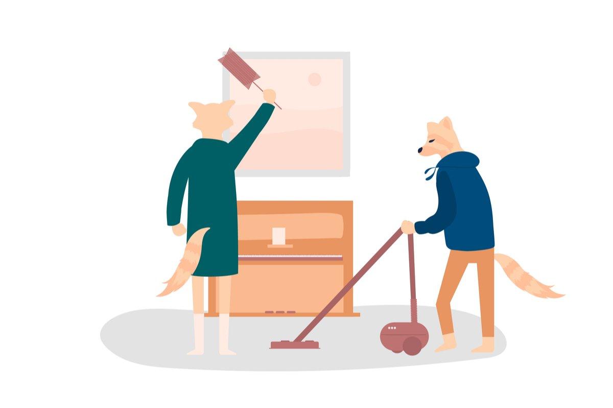 「妻のモヤモヤが減る!?」平等な家事分担のために、夫婦で知っておきたい2つのルールとは。