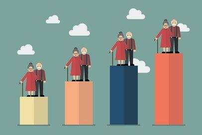 高齢者が増えることは本当に問題なのか~地域差の大きい高齢化
