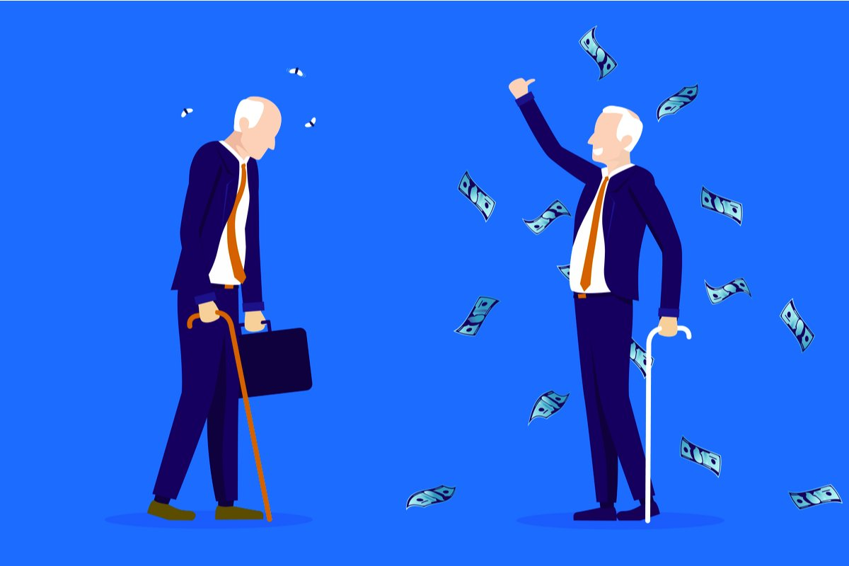 定年退職金が「ない」会社の割合はどのくらいか【産業別】