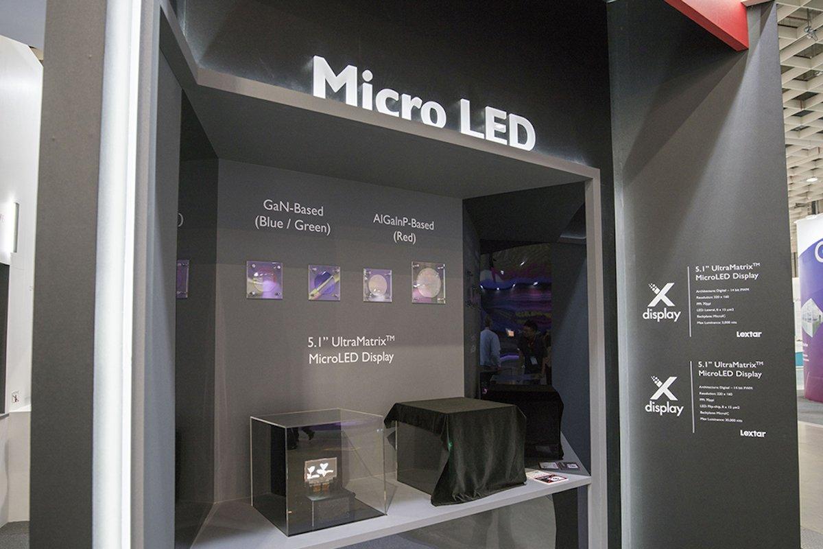 事業化進むマイクロLED~提携や投資計画が相次ぎ具体化~