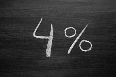 退職後の人生設計における「資産からの引き出し率4%」とは何か