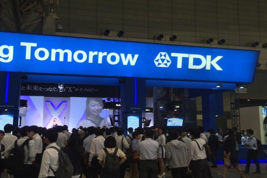 TDKの隠れた高シェア事業、「FCボンダー」が出荷好調