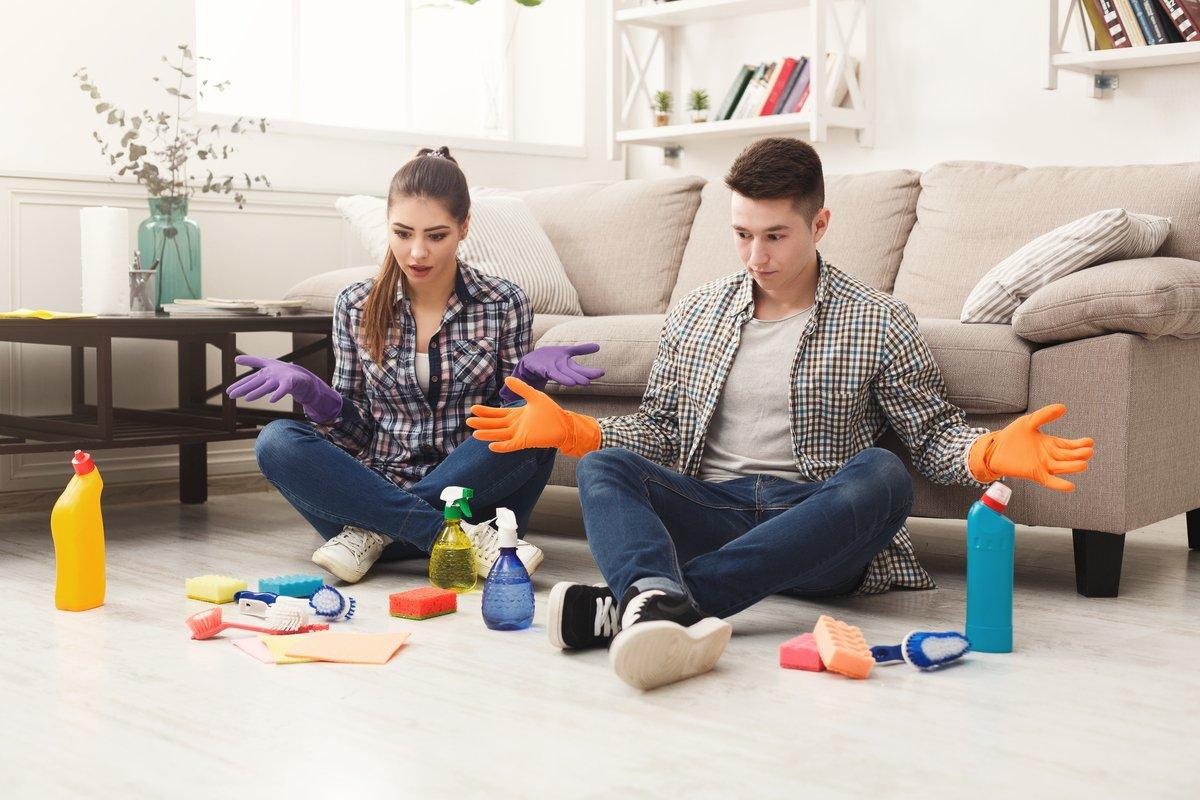 時間をかけずに「大掃除」を完了させる5つのポイント