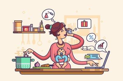 家事に育児に仕事! がんばりすぎな日本女性の負担を軽くする方法はあるの?