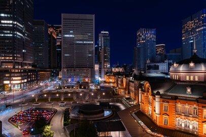 東京都心、早まった終電と遅くなる終電