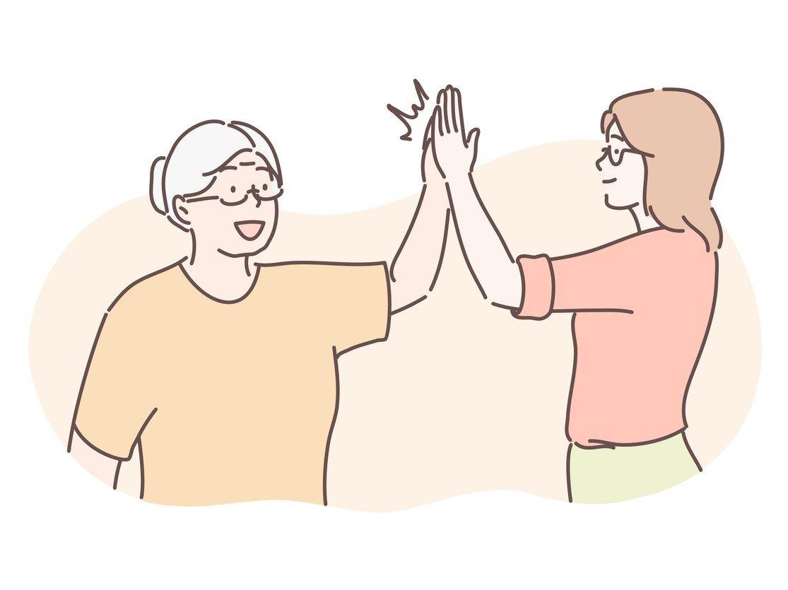パートとバイトと高齢者が支える日本の雇用、安心の老後の姿とは