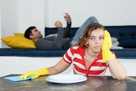 夫婦げんか1位の家事分担で離婚の危機!?家事の不満、軽くみないで!