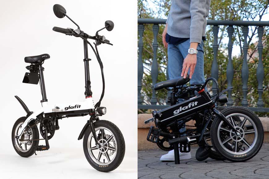 資金調達額歴代1位の「折りたたみ式ハイブリッドバイク」とは