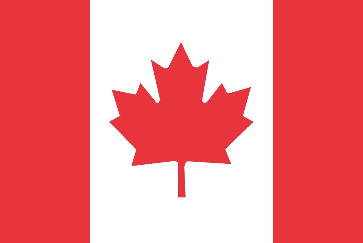 このカナダの国旗、どこが「まちがい」かわかりますか?