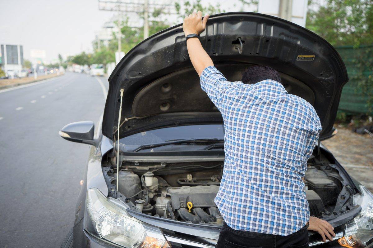 これは困った!よくある車のトラブルと解決策3選