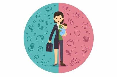 「子連れ出勤」の負担はすべて母親? 子どもを見ながら仕事をする実情から思う疑問