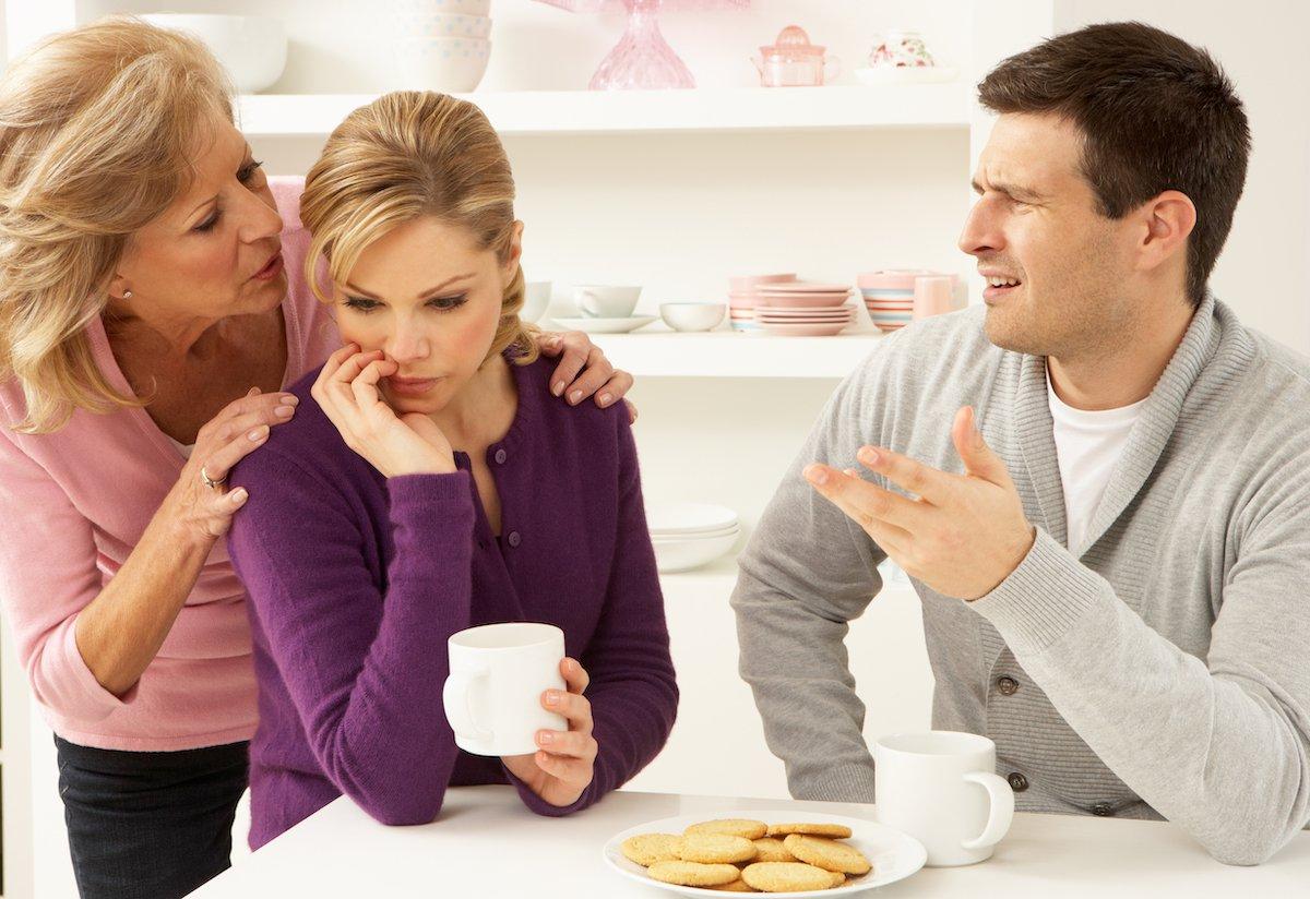 子育てが苦行なみに辛くなる!そんな「外野(義両親)」の声にどう対処する!?