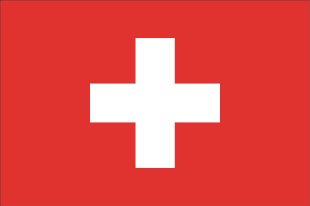 このスイスの国旗、どこが「まちがい」かわかりますか?