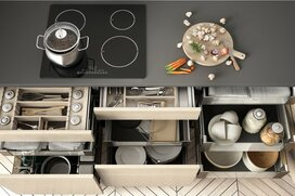 見た目は無印。価格はニトリ。SNSで話題「ホームコーディ」優秀キッチン収納3選