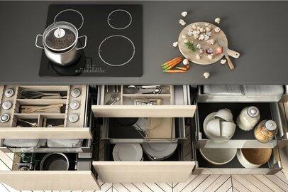プチプラなのにインテリア性も。YAMAZAKIで売れてる「優秀キッチン収納3選」