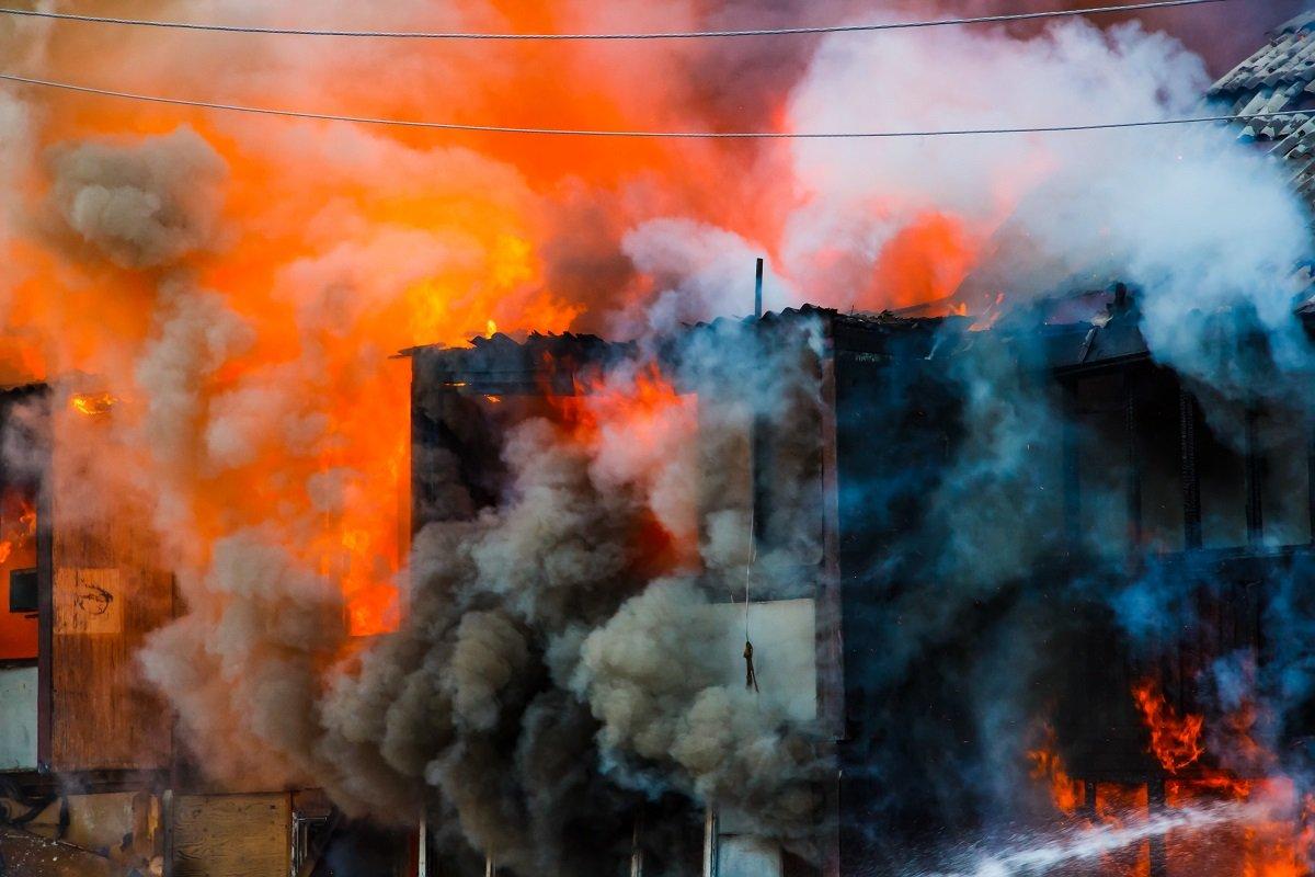 放火による火災は他人事でないことを示す統計