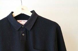 おしゃれなクールビズの必需品。上品に着られる「ポロシャツ」2着を厳選しました