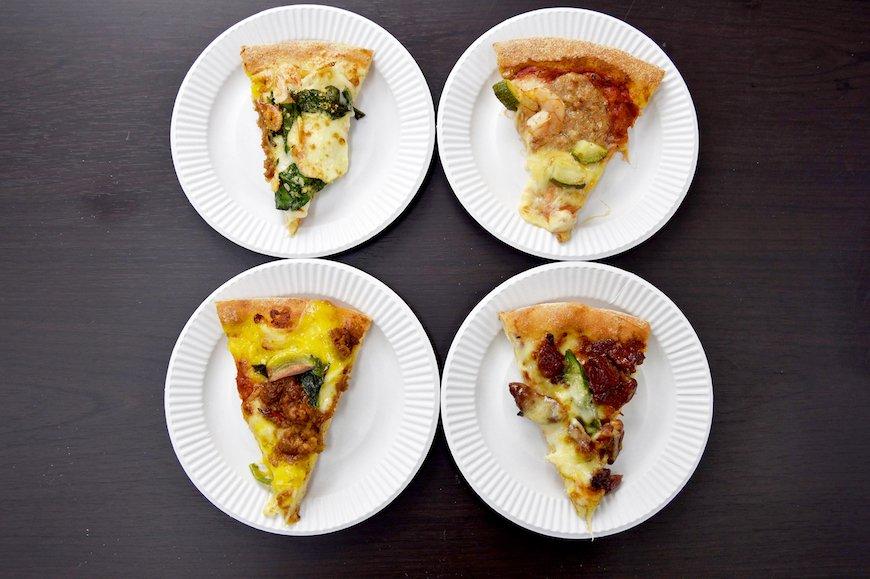 ご当地グルメはピザに合うのか!? ドミノピザの新作が攻めている