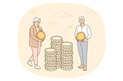 年金暮らしの70代「貯金ゼロ」も。老後格差が生まれる理由とは
