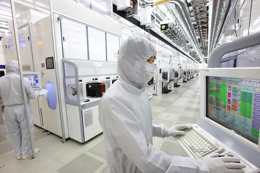 DRAM投資、サムスン計画見直しの影響は軽微