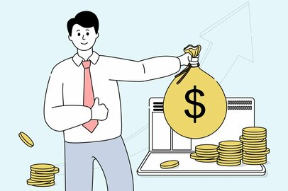 会社員の退職金、みんなの平均値はいくらか