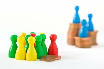 サラリーマンの退職準備額、1000万円以上は何割?