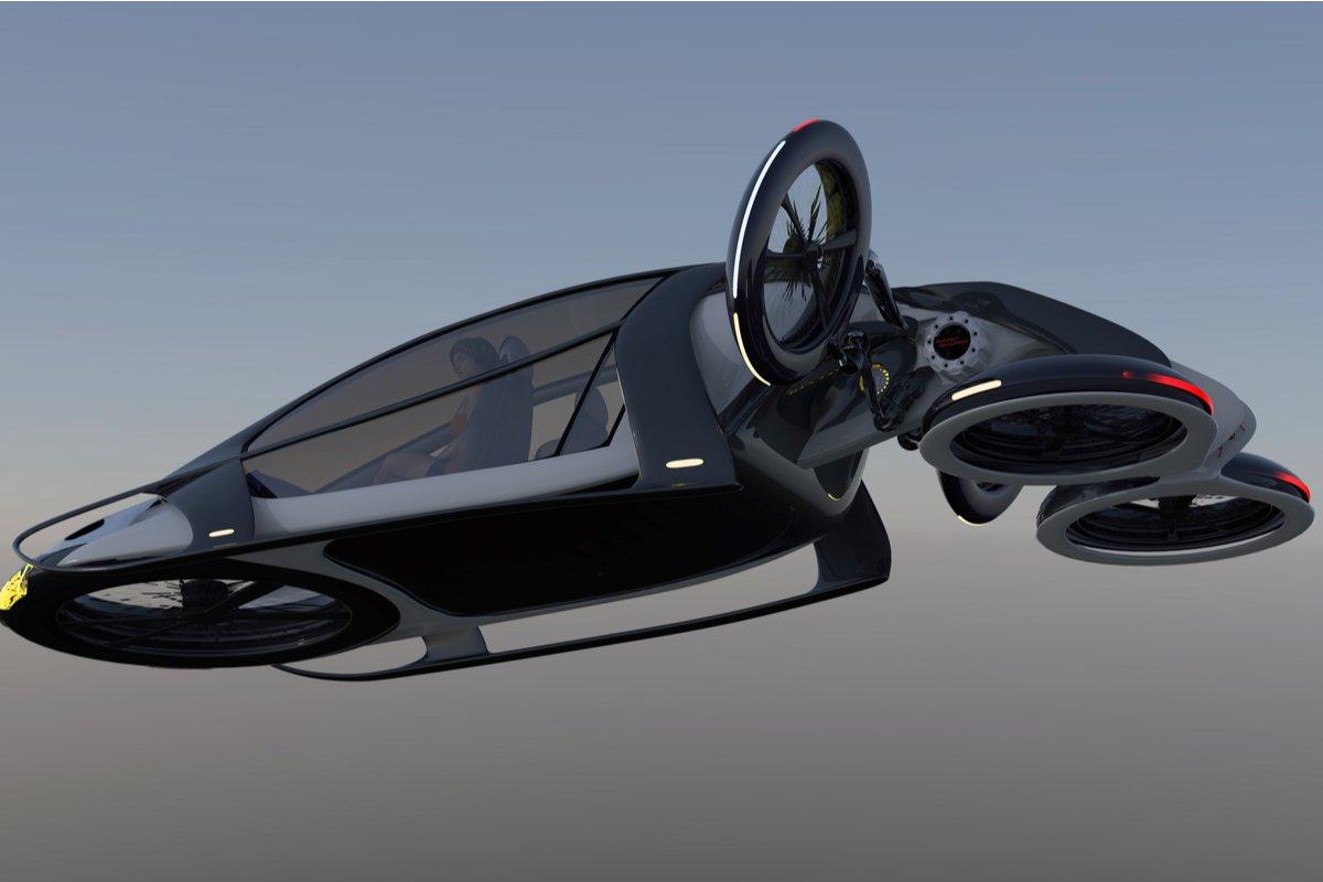 「空飛ぶクルマ」が現実に?クラインビジョン社とはどんな会社か