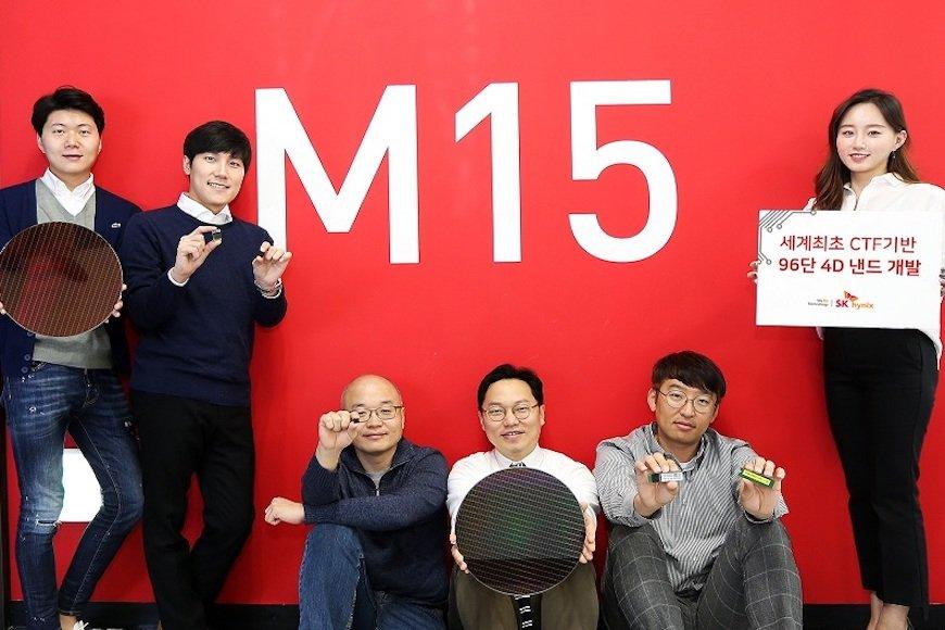 ついに止まった韓国SKハイニックスの設備投資