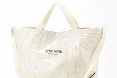 収納力はもちろん、夏におすすめ「個性派トートバッグ」6選