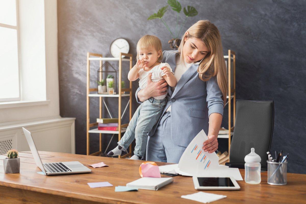 「どうして仕事の邪魔ばかりするの」こんなこと思いたくないのに…働くママの苦悩、どう乗り切る?