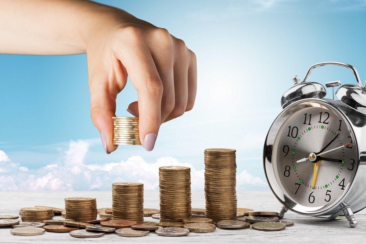 100万円を運用するなら〜分散投資の極意「時間分散」とは?
